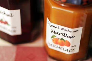 Frühstück Marmelade