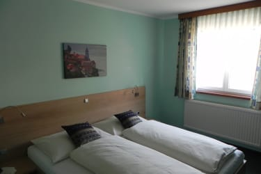 Die neuen Betten haben eine etwas höhere Liegefläche