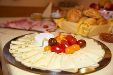 Gästehaus Punz - Frühstücksplatte