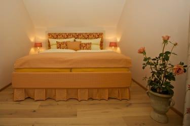 Gästehaus Punz - Rosenromantik Schlafzimmer
