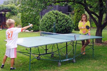 Gästehaus Punz - Tischtennis