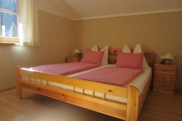 Himmelalm Schlafzimmer