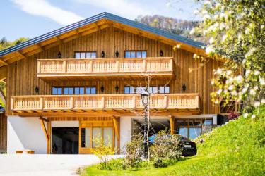 Zeidelhof - Ansicht Appartementhaus (© Christoph Kempter / www.lensflair.at)