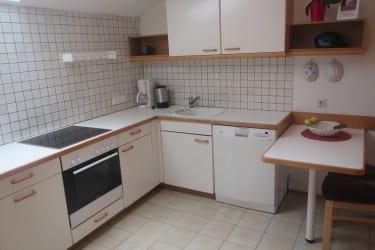 Ferienwohnung Gemeindealpe - Küche