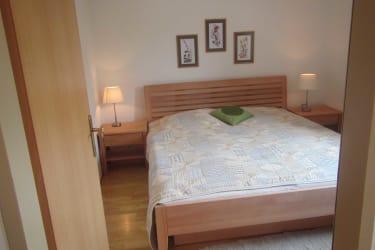 Ferienwohnung Gemeindealpe - Schlafzimmer