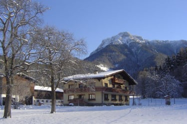 Bauernhof Moar im Winter