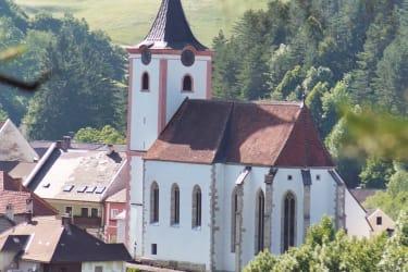 Pfarrkirche von Türnitz