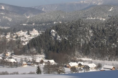 Winter in Türnitz