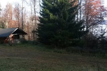Unsere kleine Jagdhütte
