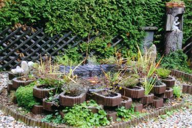 Ferienwohnung Höbart - Garten