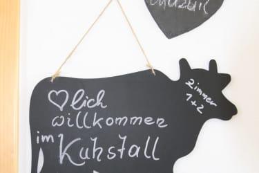 Familienzimmer Kuhstall