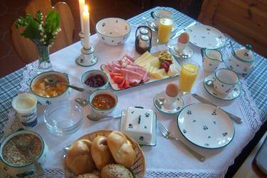 Den Tag mit einem reichhaltigen Frühstück beginnen!