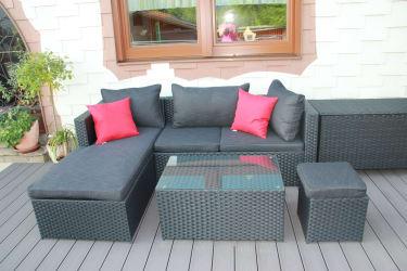 Terrasse-Sitzgruppe