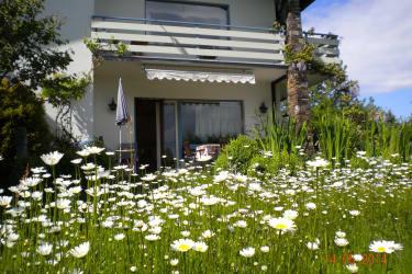 Gästezimmmer Weiss - Garten