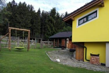 Gut Kehrbachl - Garten