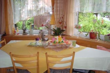 Haus Gertrud - Frühstücksraum