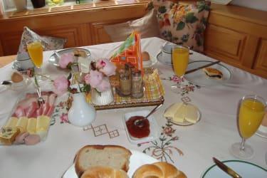 Haus Gertrud - Frühstück