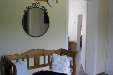 Apartment - Haus Vera Vorzimmer