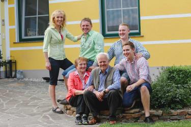 Kerndlerhof - Familie Kerndler