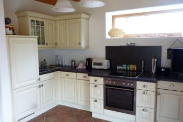 Prannleithen - Küche im Frühstücksraum