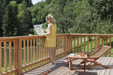 Prannleithen - viel Platz auf der Sonnenterrasse