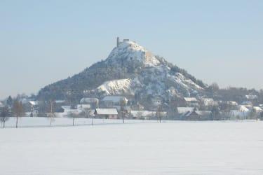 Staatzer Berg Winter