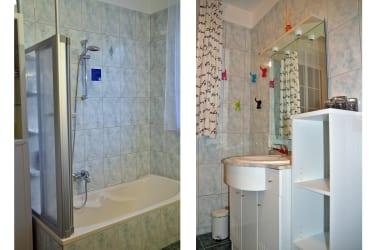 Ferienwohnung Fam. Stuhr - Badezimmer