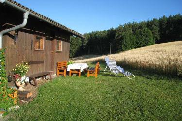 Ferienwohnung - Außenbereich