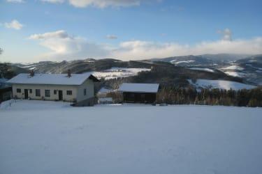 Ferienwohnungen im Winter