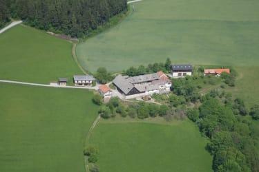 Luftbild Wachahof