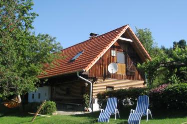 Almhütte/Ferienhaus - Freilandhaus