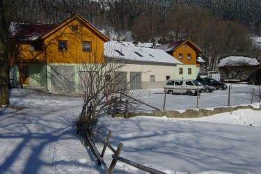 Murhof im Winter 2