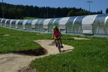 Mini Bikepark (c) Angelika Morgenbesser