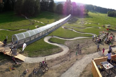 Mini Bikepark (c) Philipp Wiedhofer