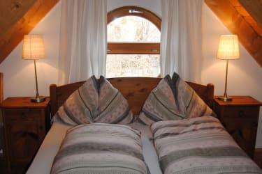 Ferienhaus Gruber List Schlafzimmer