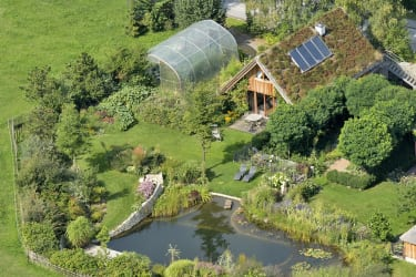 Ferienhaus Gruber List mit Garten