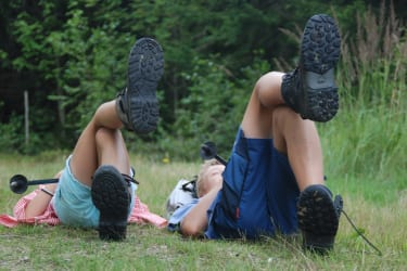 Ferienhaus Gruber List Wandern