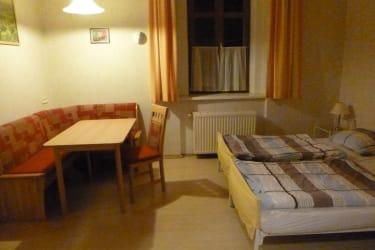 Wohn-Schlafzimmer kl. Wohnung