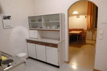 Küche kl. Wohnung