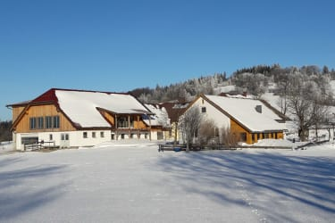 Ötscherblick Familie Winter - HofImWinter (© Winter Angelika)