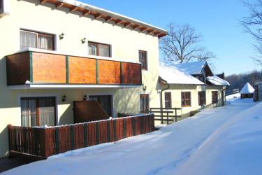Hausihof im Winter