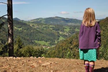 Zwergerlhof - Umgeben von Wiesen, Waeldern und Berge