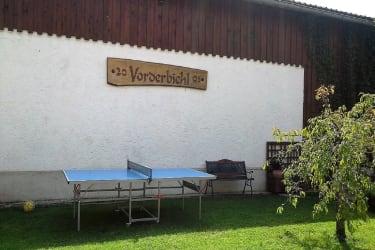 Vorderbichl - Spielecke