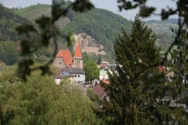 Karhof - Die Pfarrkirche von Rabenstein ist Taufkirche von Kardinal Franz König