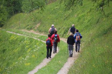 Karhof - Das Pielachtal ist ein tolles Wandergebiet! Einfache Spaziergänge oder anspruchsvolle Tagestouren - es ist für jeden was dabei