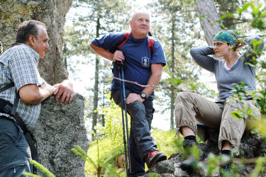 Karhof - Im Pielachtal finden sich Wanderstrecken für jedermann: von leichten Spaziergängen bis anspruchsvollen Tagestouren