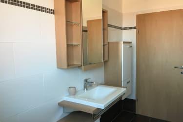Ferienwohung Hochbrand - Badezimmer