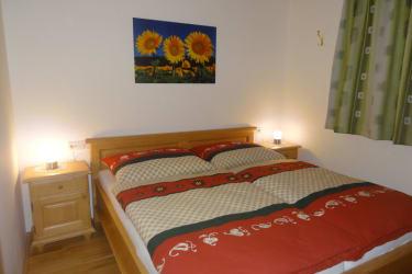 Bärenwohnung - Schlafzimmer