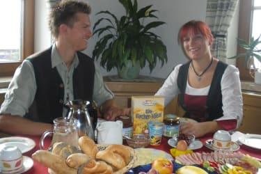 BIO-Frühstück am Kurzeck