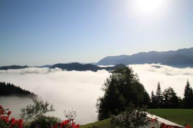 Ausblick Göstlinger Alpen